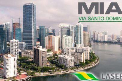 Miami con Laser Airlines