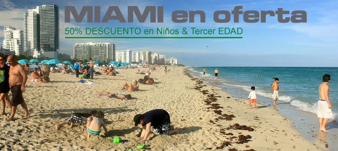 Miami en OFERTA & Paquete de Thanksgiving Day