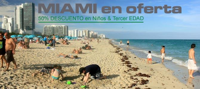 Miami en oferta